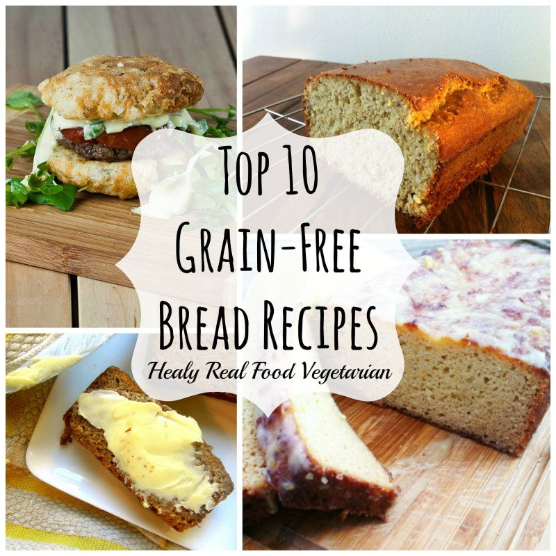 grain-free bread recipes
