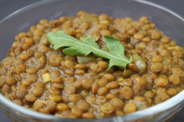 Quick daal