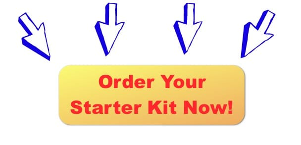order starter kit button