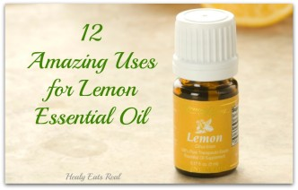 Uses for Lemon Oil