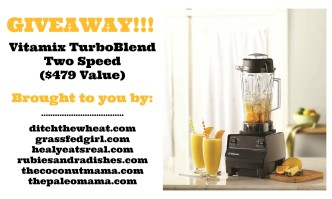 Vitamix Turbo Giveaway
