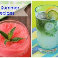 21+ Paleo Summer Drink Recipes