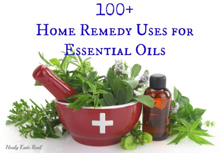 100+ Uses for Essential Oils