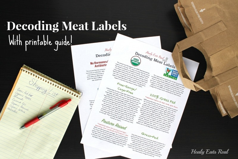 Decoding Meat Labels Guide