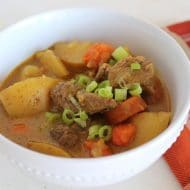 Instant Pot Beef Curry in 30 Minutes