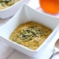 Pumpkin Pie Chia Seed Pudding Recipe (Paleo & Vegan)