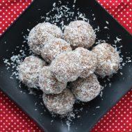 Coconut Date Rolls (AIP, Paleo, Vegan)