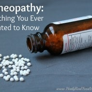 Homeopathy: Everything You Ever Wanted to Know