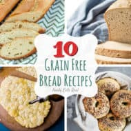 Top 10 Grain Free Bread Recipes That REALLY Taste Like Bread!