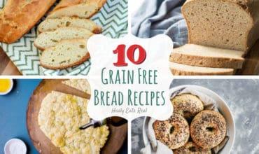 Top 10 Grain Free Bread Recipes That REALLY Taste Like Bread!