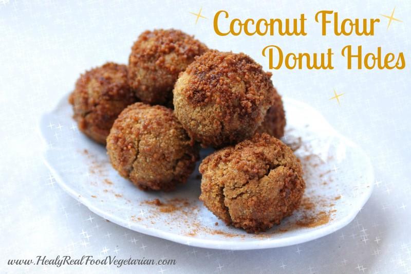 coconut flour donut2