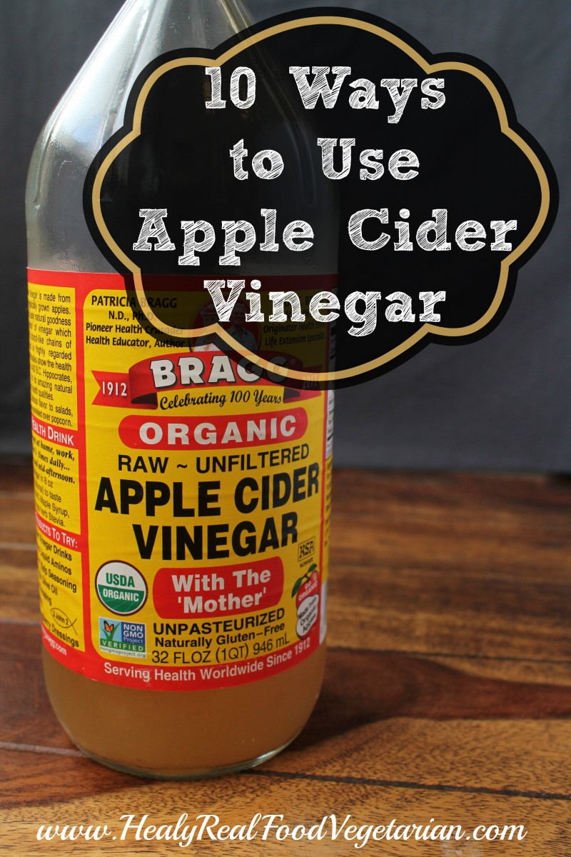 apple cider vinegar pin