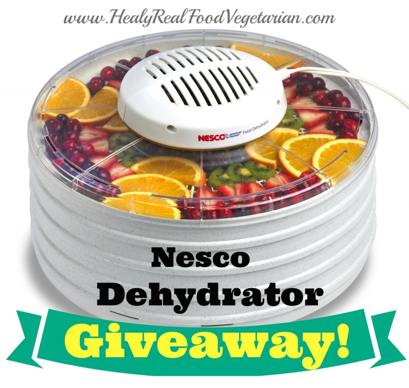 dehydrator giveaway