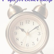 7 Tips for Better Sleep from 'The Sleep Solution'