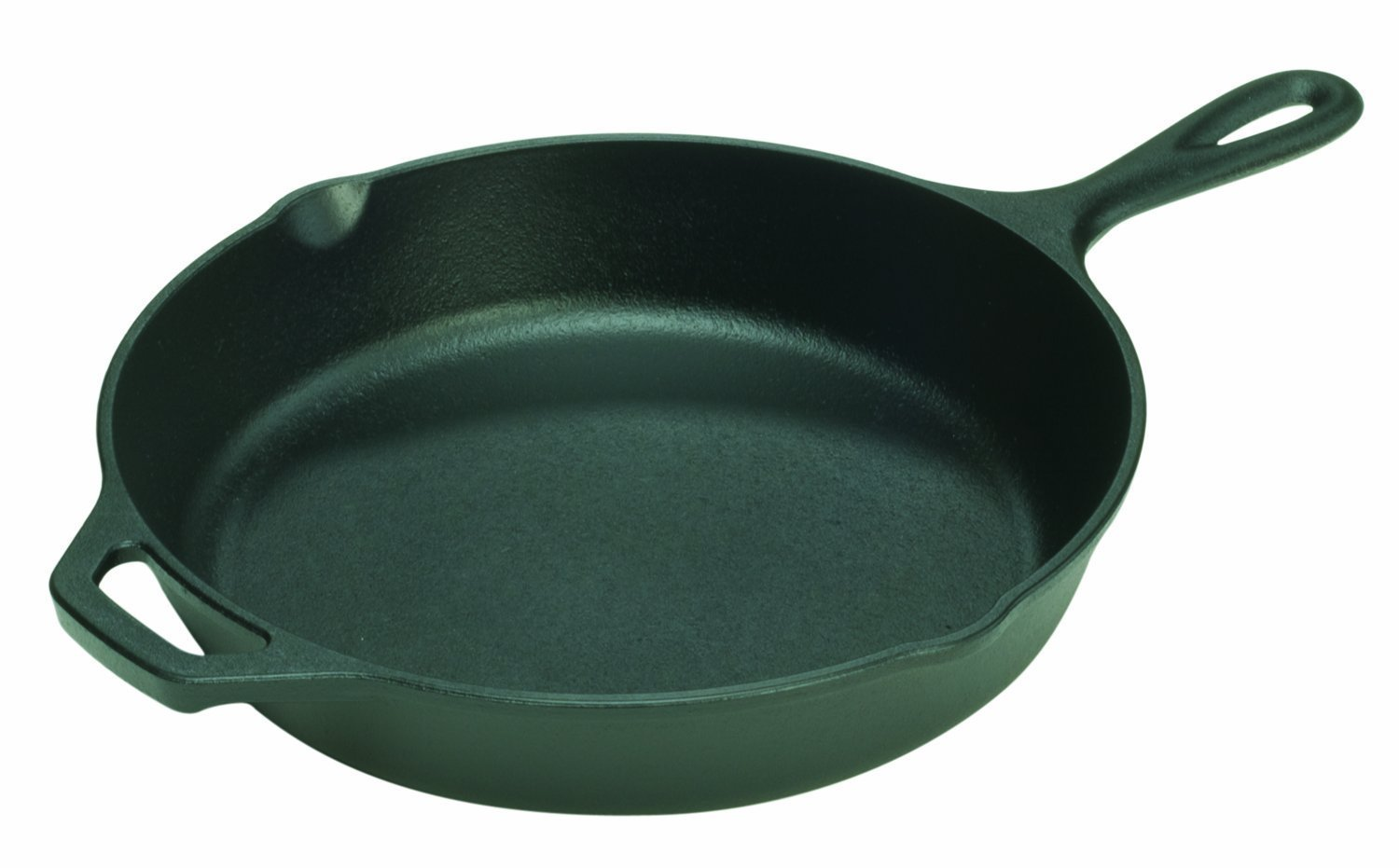 A product image of a cast iron skillet on a list of the top 6 best kitchen tools for real foodies