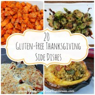 20 Delicious Gluten-Free Thanksgiving Side Dishes