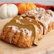 Healthy Spiced Paleo Pumpkin Bread Recipe (Sugar Free)