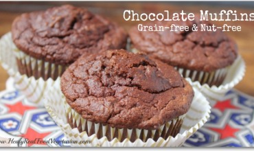 coconut flour chocolate muffin recipe 2
