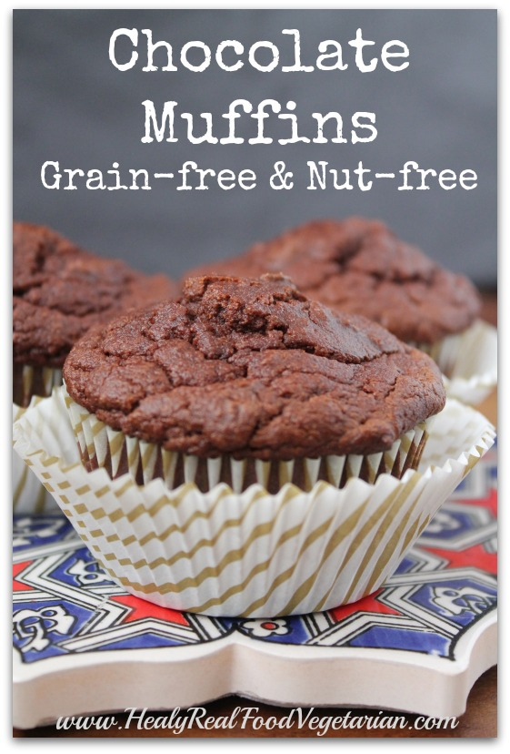 chocolate muffins pin