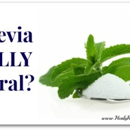 Is Stevia REALLY Natural?
