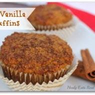 Cinnamon Vanilla Paleo Muffins (Keto & Paleo)