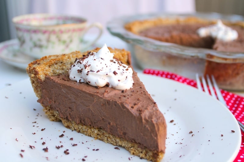 Chocolate Cream Pie Recipe Gluten Free