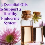 Top 3 Essential Oils to Support a Healthy Endocrine System