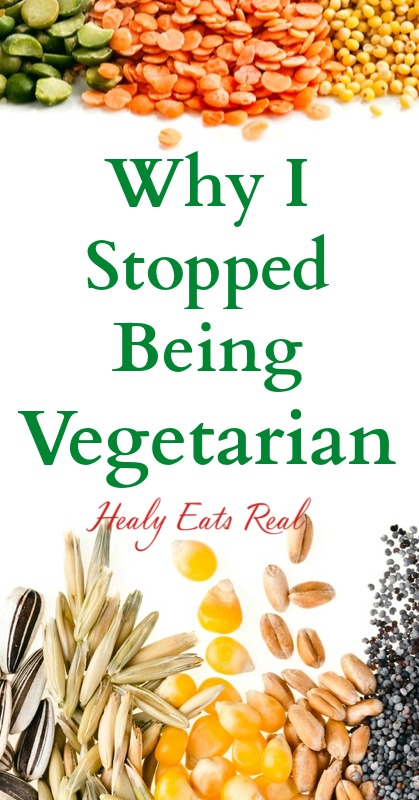 Why I Stopped Being Vegetarian