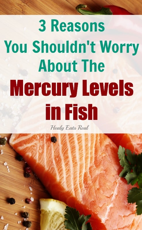 mercury levels in fish
