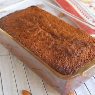 Paleo Almond Cake Recipe