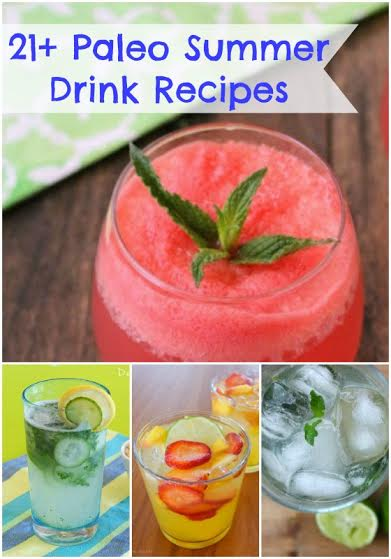 paleo summer drink recipes