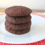 Chocolate Cookies (Egg free & Paleo)
