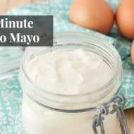 5 Minute Healthy Paleo Mayo Recipe
