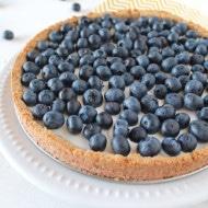 Blueberry Tart (AIP, Paleo, Gluten Free)