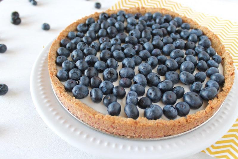 fresh paleo tart