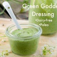Green Goddess Dressing (Dairy Free)