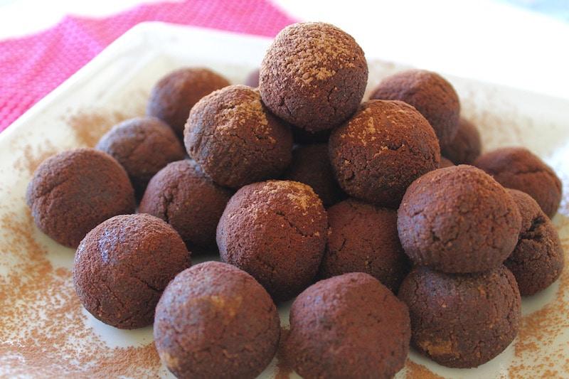 Chocolate Donuts Gluten Free