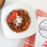 Crock Pot Beef Chili Recipe from Down South Paleo
