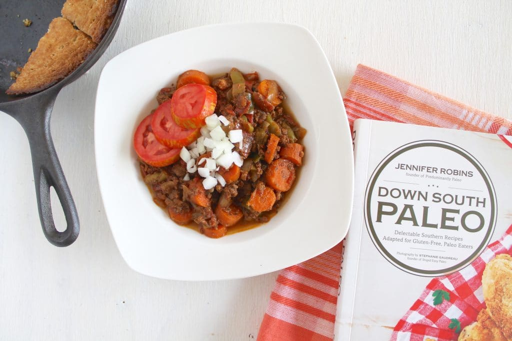 crock pot beef chili paleo