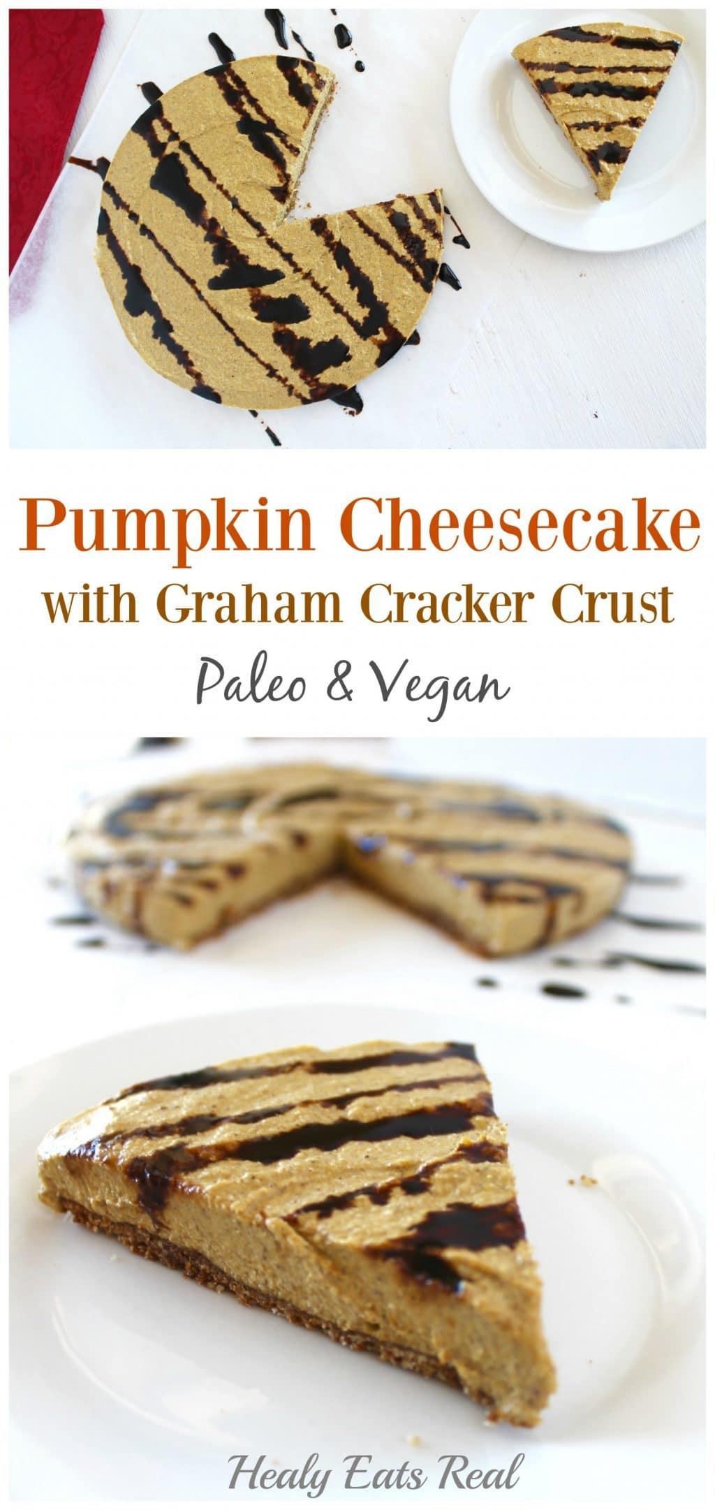 Paleo Pumpkin Cheesecake Recipe