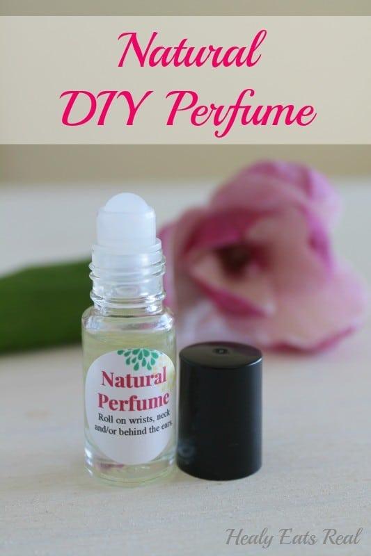 Natural DIY Perfume