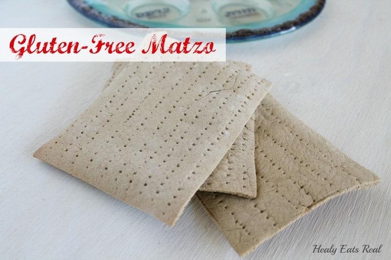 gluten free matzo recipe