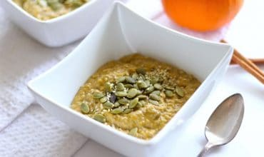 Pumpkin Chia Seed Pudding Recipe Dairy Free