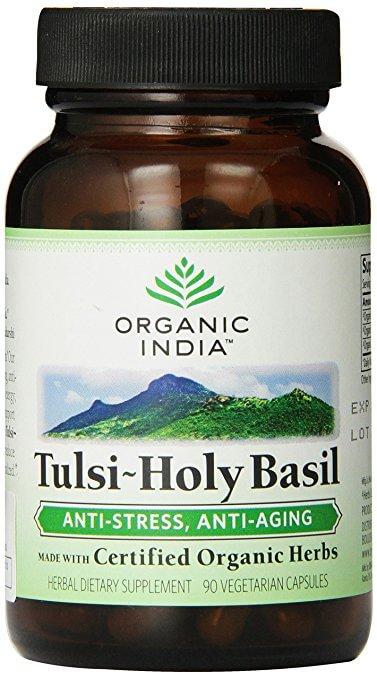 Adrenal Fatigue Supplements- Holy Basil