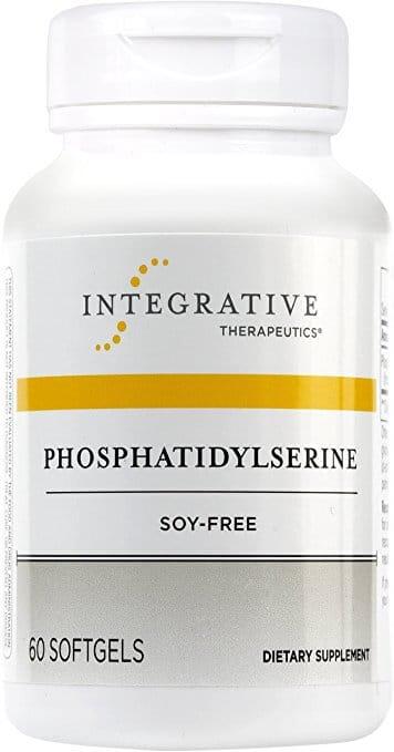 Adrenal Fatigue Supplements- Phosphatidylserine
