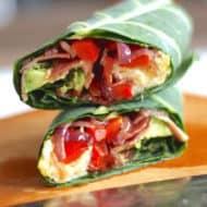 Healthy Breakfast Burrito (Paleo, Gluten-Free)