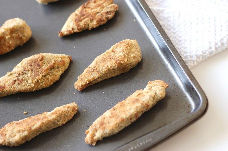 Chicken Finger Recipe Gluten Free