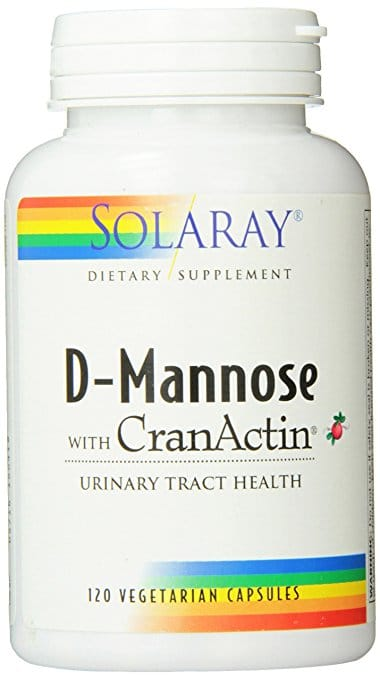 D-mannose Home remedies for UTI