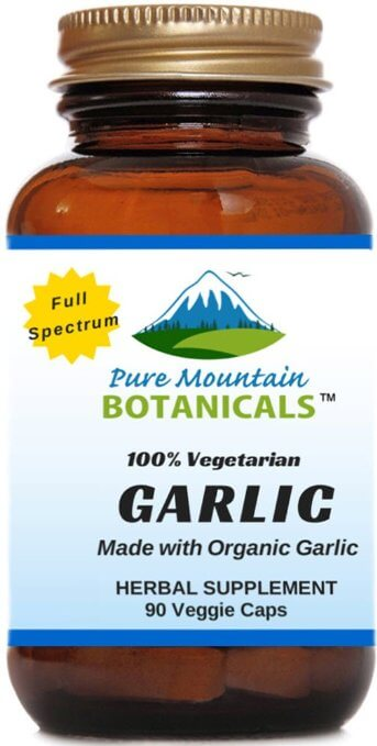 Garlic PIlls- Probiotics-Home remedies for UTI