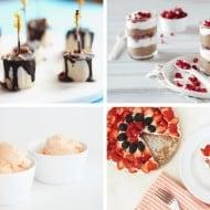 30+ No Sugar Desserts (Paleo, Gluten Free)